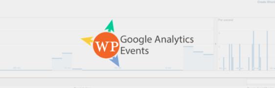 WP Google analytics events plugin