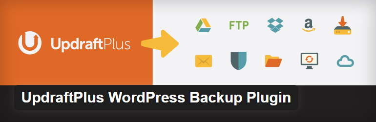 UpdraftPlus the best WordPress Backup Plugin