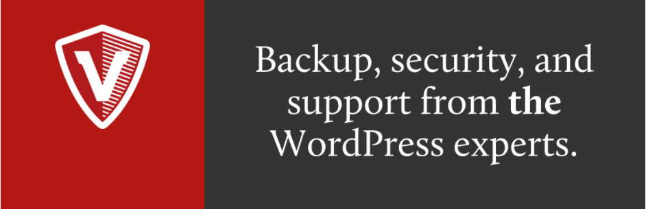 VaultPress the best backup wordpress plugin