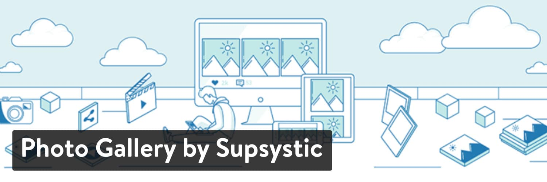 Photo Gallery by Supsystic WordPress plugin